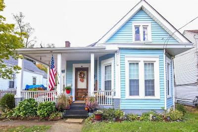 Single Family Home For Sale: 544 Maryland