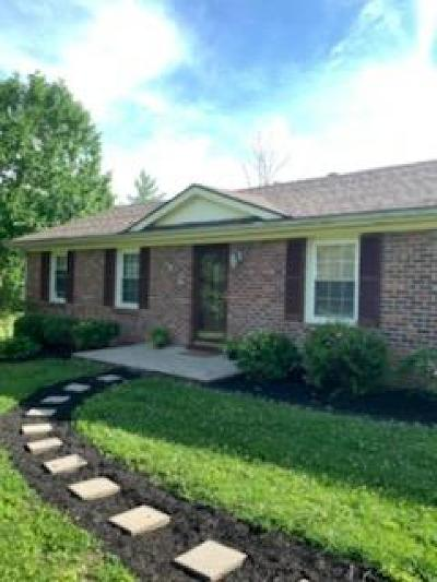 Frankfort Single Family Home For Sale: 515 Michael Boulevard