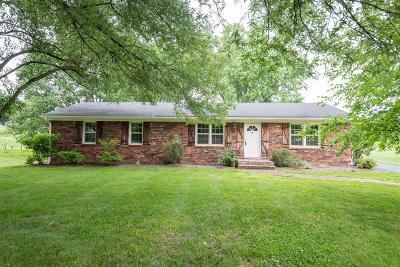 Harrodsburg Single Family Home For Sale: 837 Berry Drive