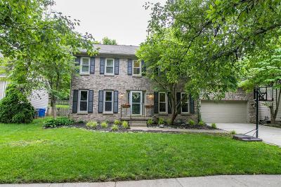 Single Family Home For Sale: 1448 Copper Glen Drive