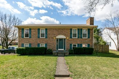 Single Family Home For Sale: 656 Galata