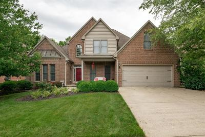 Georgetown Single Family Home For Sale: 112 Spyglass Drive