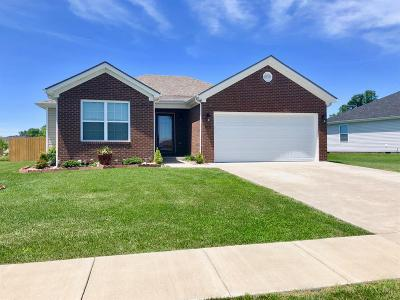 Berea Single Family Home For Sale: 514 Southfork Drive