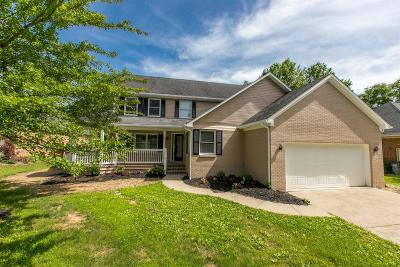 Fayette County Single Family Home For Sale: 844 Glen Abbey Circle