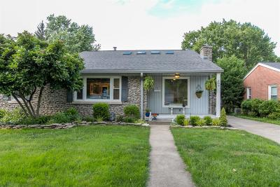 Lexington Single Family Home For Sale: 589 Sheridan Drive
