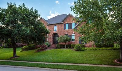 Lexington Single Family Home For Sale: 4821 Waterside Drive