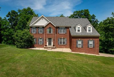 Georgetown Single Family Home For Sale: 121 Blackberry Ridge Court