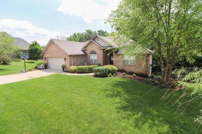 Richmond Single Family Home For Sale: 613 Dove Lane