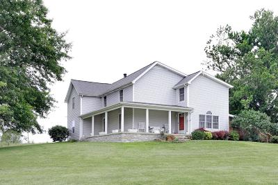 Frankfort Single Family Home For Sale: 3266 Jones Lane