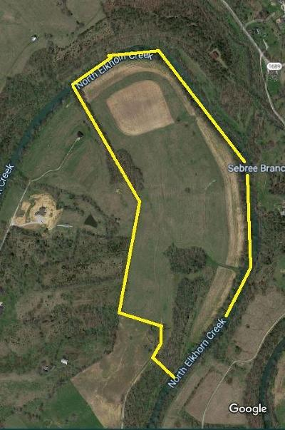 Anderson County, Fayette County, Franklin County, Henry County, Scott County, Shelby County, Woodford County Residential Lots & Land For Sale: 3268 Jones Lane