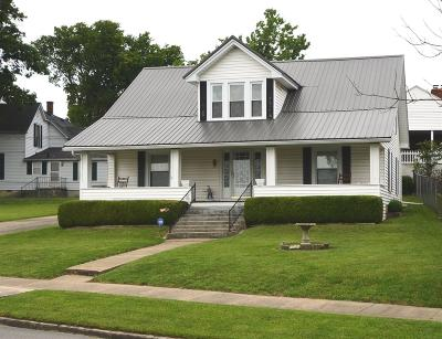 Harrodsburg Single Family Home For Sale: 579 Linden Avenue