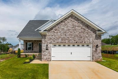 Lexington Single Family Home For Sale: 1509 Carner Bluf