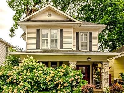Frankfort Single Family Home For Sale: 219 W Third Street