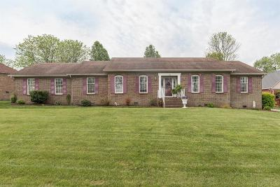 Nicholasville Single Family Home For Sale: 304 Hawthorne Drive