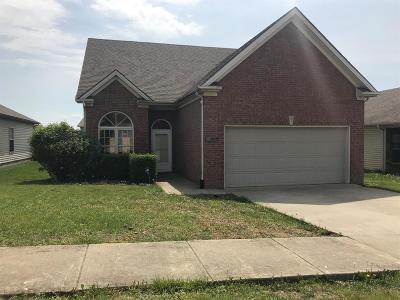 Georgetown Single Family Home For Sale: 122 Felix Street