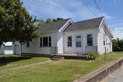 Harrodsburg Single Family Home For Sale: 435 Elm Street