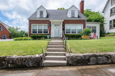 Harrodsburg Single Family Home For Sale: 308 Walnut