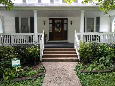Frankfort Single Family Home For Sale: 112 Linden Avenue
