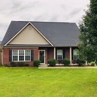 Georgetown Single Family Home For Sale: 146 Amen Corner Way
