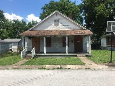 Nicholasville Multi Family Home For Sale: 719 E Chestnut Street
