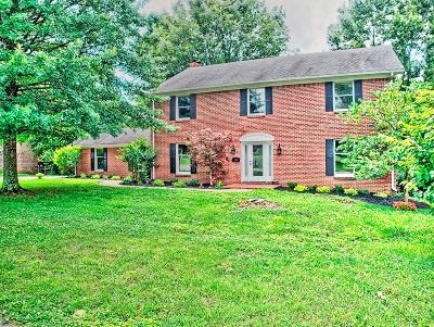 Nicholasville Single Family Home For Sale: 104 Lone Oak Drive