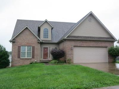 Winchester Single Family Home For Sale: 557 Earlymeade Drive
