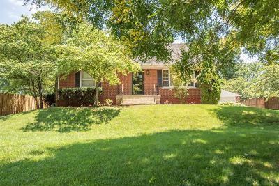 Lexington Single Family Home For Sale: 2024 Bellefonte Drive