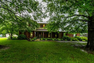 Nicholasville Single Family Home For Sale: 103 Cherrywood Drive