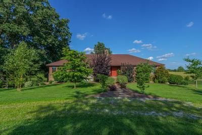 Georgetown Single Family Home For Sale: 3593 Cynthiana Road