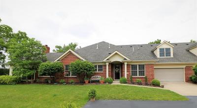 Lexington Single Family Home For Sale: 4614 Walnut Creek Drive