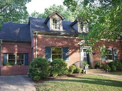 Lexington Single Family Home For Sale: 428 Holiday Road