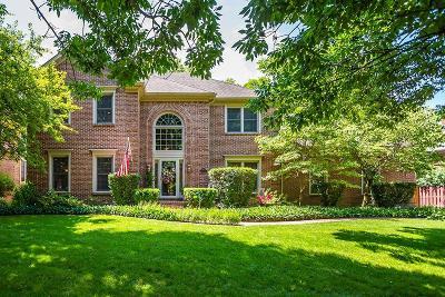 Lexington Single Family Home For Sale: 3905 Peppertree Drive