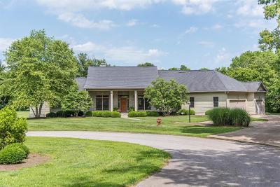 Nicholasville Single Family Home For Sale: 291 Creek Ridge Drive