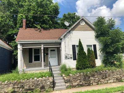Single Family Home For Sale: 115 Alabama