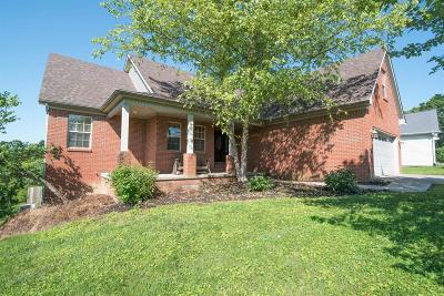 Georgetown Single Family Home For Sale: 206 Lakeshore Circle