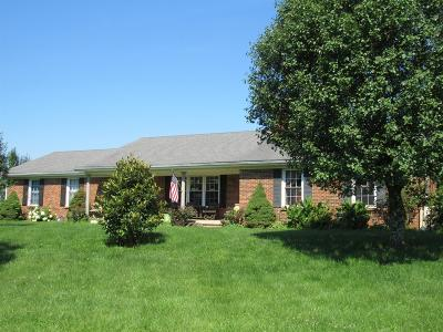 Nicholasville Single Family Home For Sale: 2285 Mackey Pike