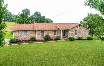 London Single Family Home For Sale: 635 Brock Minton Road