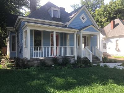 Lexington Single Family Home For Sale: 124 Old Lafayette