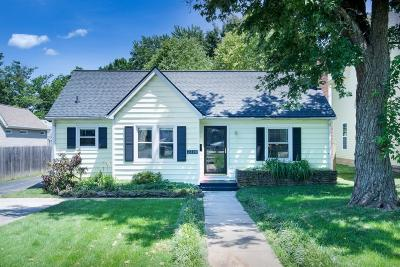 Lexington Single Family Home For Sale: 2208 Clays Mill Road
