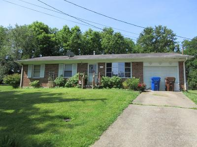 Winchester Single Family Home For Sale: 125 Kittison Drive