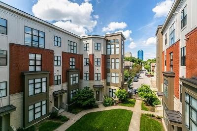 Lexington Condo/Townhouse For Sale: 220 Cedar Street #306