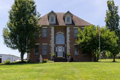 Nicholasville Single Family Home For Sale: 1431 Bethany Road