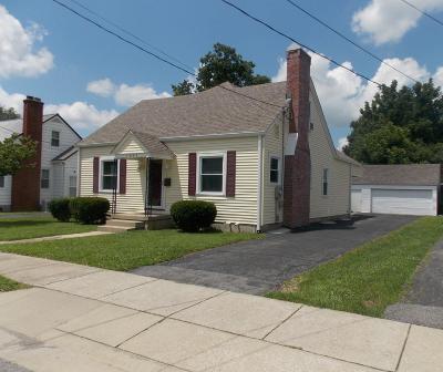 Danville Single Family Home For Sale: 1001 Rosemont Avenue