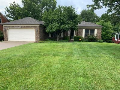 Frankfort KY Single Family Home For Sale: $228,900