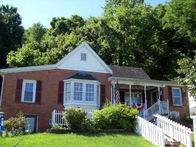 Frankfort Single Family Home For Sale: 853 Leestown Lane