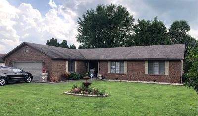 Berea Single Family Home For Sale: 205 Oakwood Drive
