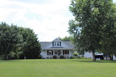 London Single Family Home For Sale: 4113 Somerset Road