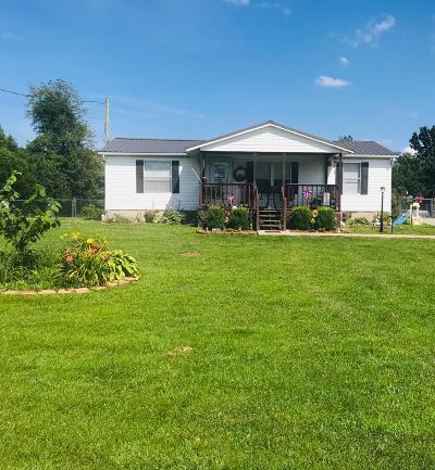 Berea Single Family Home For Sale: 911 Muddy Creek Road