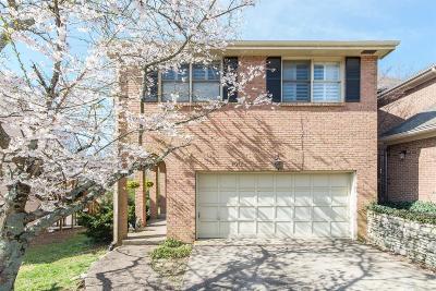 Lexington Single Family Home For Sale: 1017 Chinoe Road