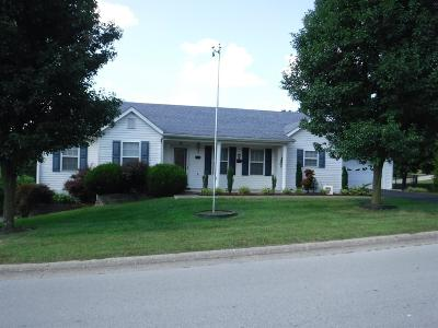 Frankfort Single Family Home For Sale: 1108 Tamworth Lane